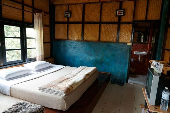 Maesalong Mountain Home: Номер изнутри