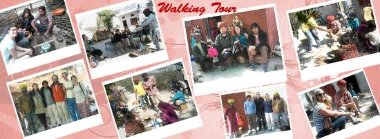 Fish Eyes Artisan Walking Tours