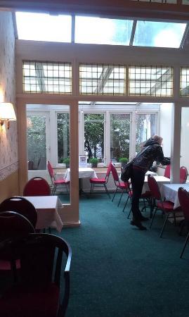 Hotel Sander : Frühstücksraum