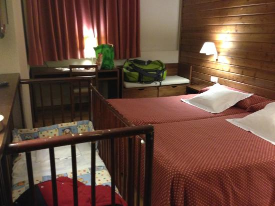 Hotel Tuc Blanc: Bedroom