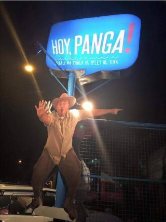 Hoy, Panga
