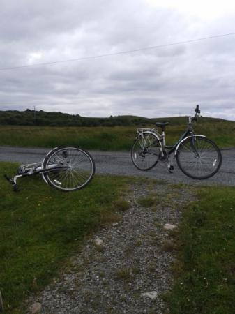 Clew Bay Hotel : Rented bikes- cycled the greenway
