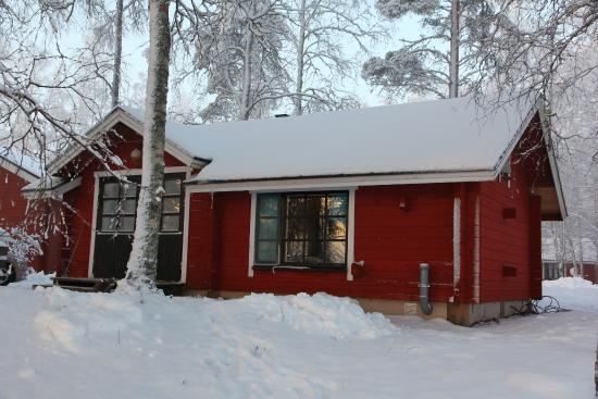 Pyhajarvi, Finlandia: Коттедж номер 11