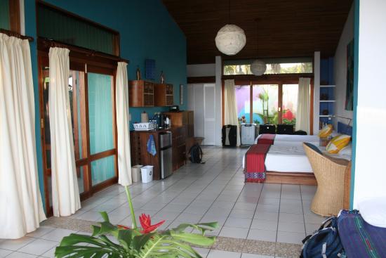 Xandari Resort & Spa: unser Zimmer