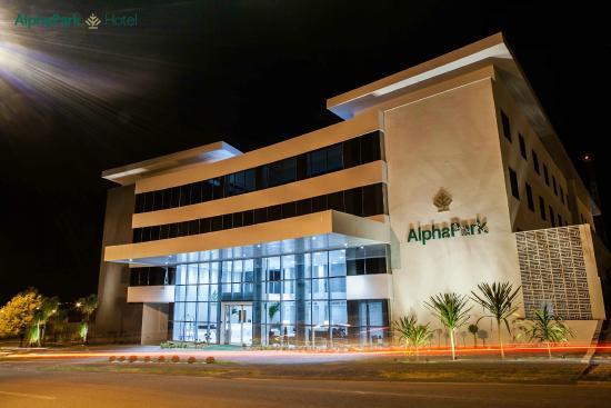 アルファパーク ホテル