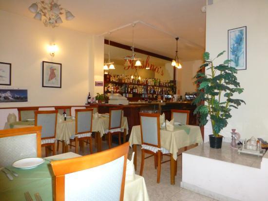 Krishna's: general view of the restaurant