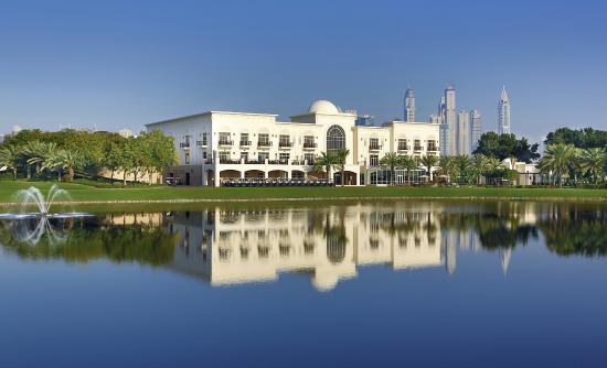 The Address Montgomerie Dubai: ClubHouse