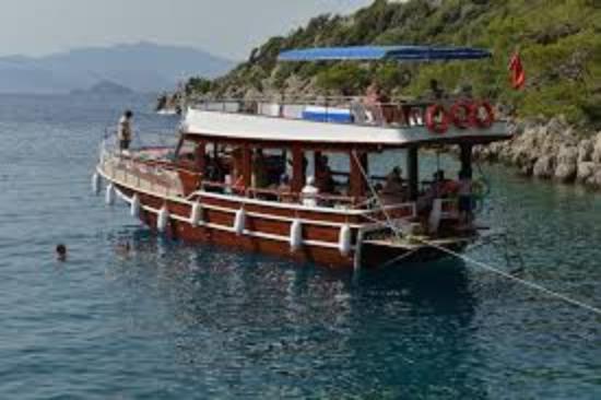 Akarsu Boat Trips Fethiye