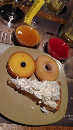 Billy Bob's : Dessert