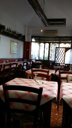 Taverna Sacchetti: Accogliente dai sapori passati