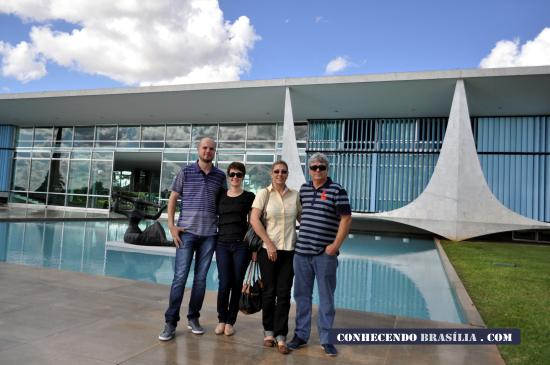 Conhecendo Brasilia