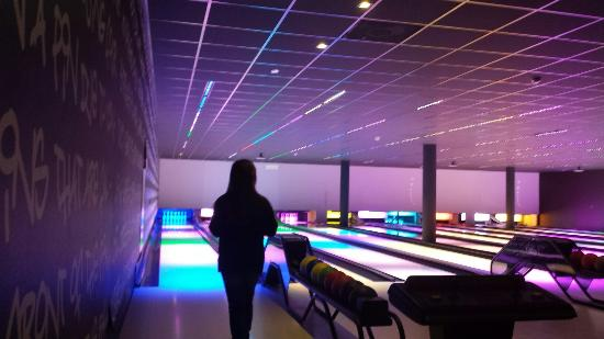Hampshire Hotel - Fitland Uden: Bowlingbaan