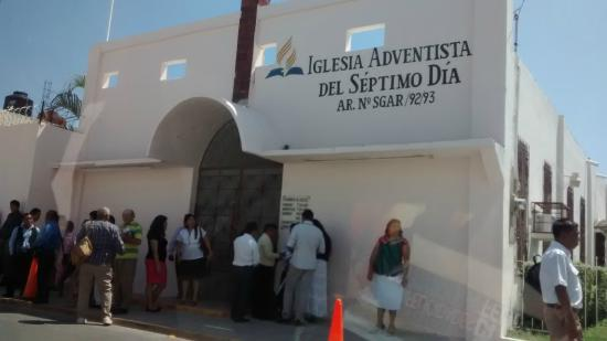 Iglesia Adventista del Séptimo Día