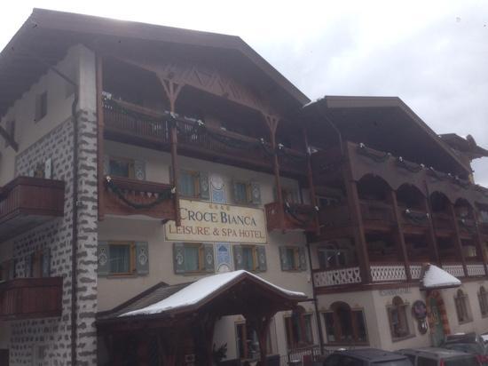 Croce Bianca Leisure & Spa Hotel : come a casa