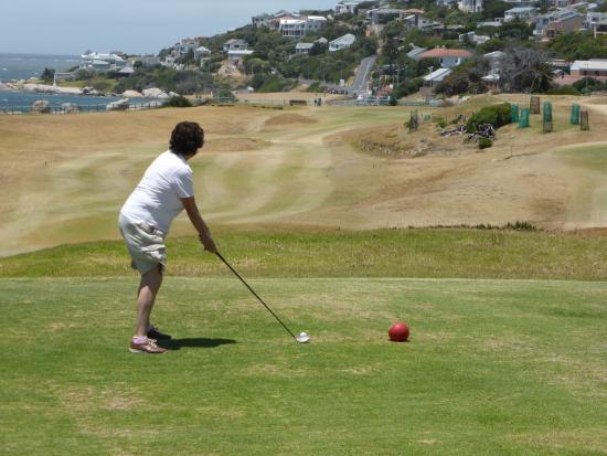 Simon's Town Country Club: One of the Pretty Tees