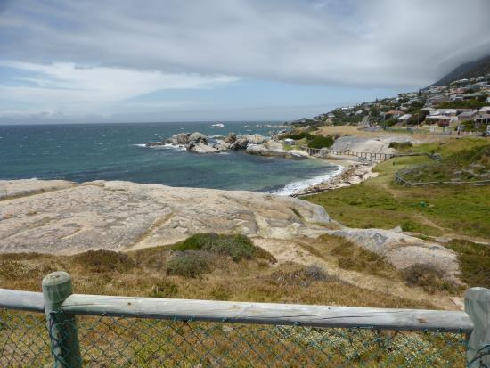 Simon's Town Country Club: A great View