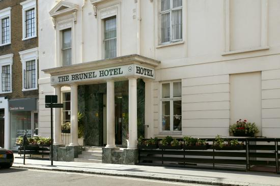 Brunel Hotel: Exterior of the hotel