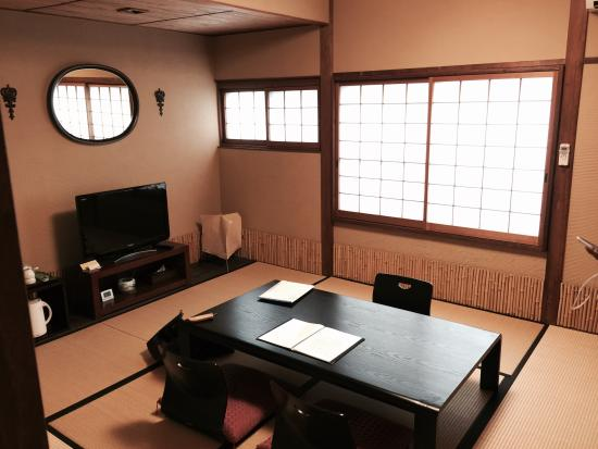 Zen Oyado Nishitei: Picture of the room we stayed in