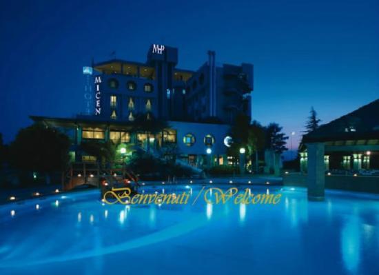 Miceneo Palace Hotel Scanzano Jonico