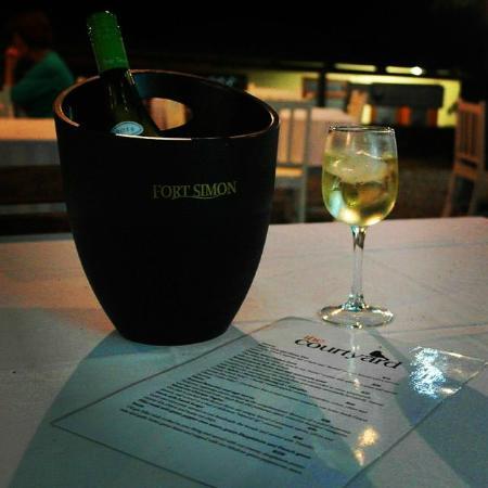 Ganache Cafe: Extensive Wine List
