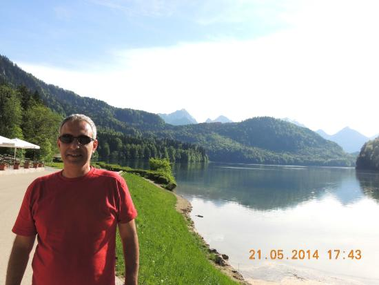 Forggensee: 2