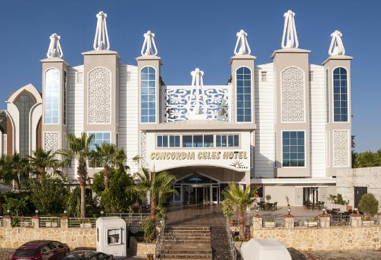 Hotel Concordia Celes