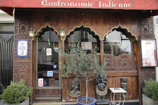 Restaurant Indien Paris  Rue Legendre