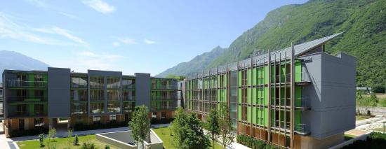 Komodo apartments hotel trento trentino alto adige for Appartamenti trento