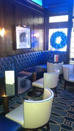 The Blue Bar, Algonquin Hotel : Cool place