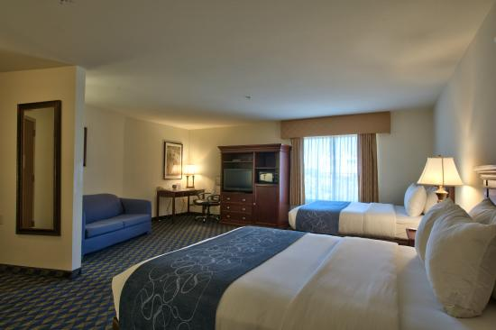 Comfort Suites At Eglin Air Force Base: Double Suite