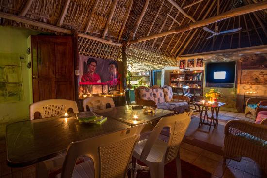 Casa Maya Holbox: SALÓN DIEGO RIVERA
