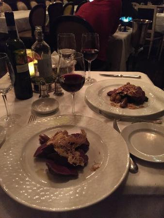 Les Trois Garcons: Steak