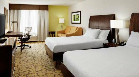 Hilton Garden Inn New Orleans Airport: Double Room
