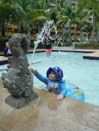 Wondeful kiddie pool