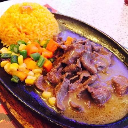 Bigg's Diner: Tenderloin Tips