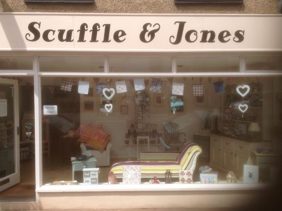 Scuffle & Jones