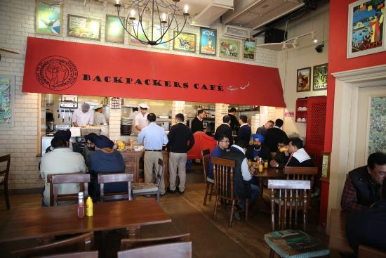 Backpackers Cafe