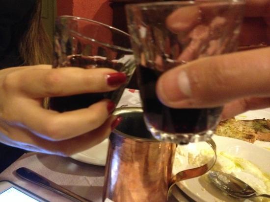 San Valentino 2015,Taverna Tou Psirri from Athens