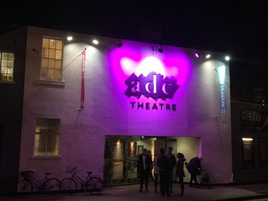 ADC Theatre: Across The Road