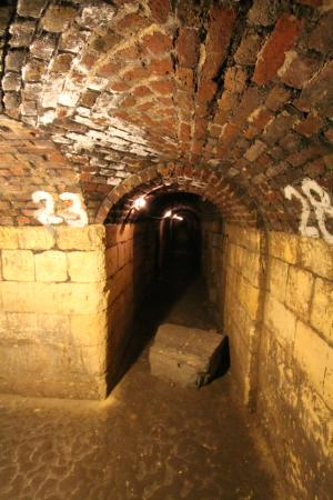 Tunnel picture of kazematten maastricht maastricht - Maastricht mobel ...