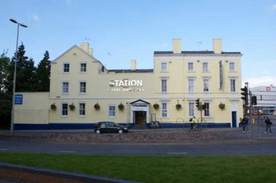 The Station Hotel Now 50 Was 7 4 Updated 2018 Reviews Price Comparison Gloucester England Tripadvisor
