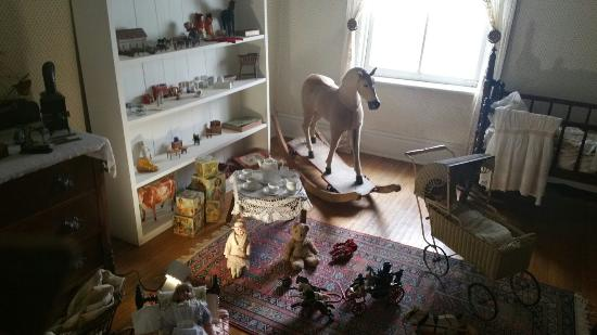 Eldon House: Nursery