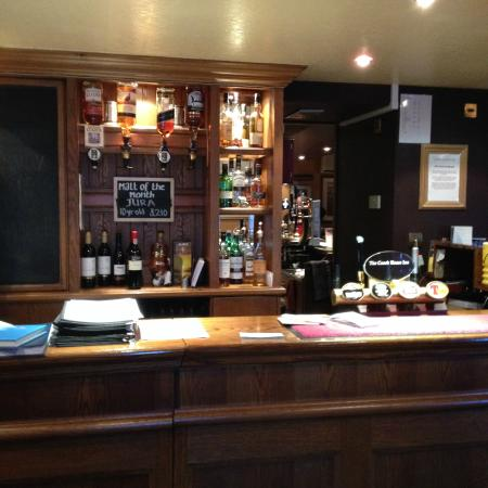 The Coach House: the bar where the most lovely ales are
