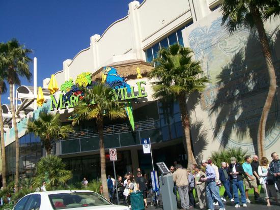 Margaritaville Casino - Las Vegas