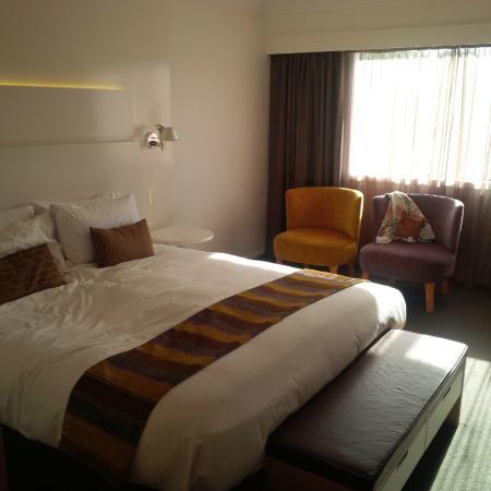 Scenic Hotel Marlborough : Spacious room