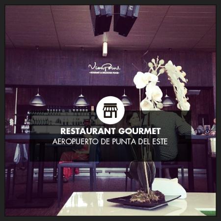View Point Gourmet: Restaurant Gourmet / AEROPUERTO DE PUNTE DE ESTE