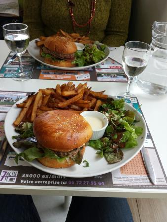 Bougnat Burger : Le Ti Bougnat