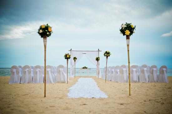 Now Larimar Punta Cana Wedding