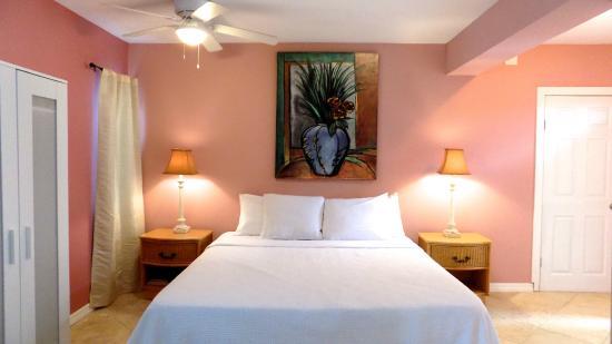 Sta'n Pla Motel : King room