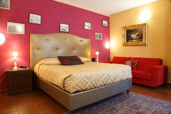 Hotel Ginori al Duomo - Italhotels Group: CAMERA SUPERIOR CON DIVANO